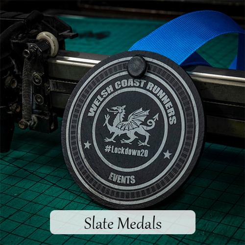 Place Holder for slate medals